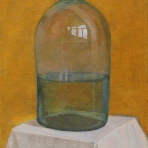 Jaņa Rozentāla Rīgas mākslas vidusskolas studentu gleznas