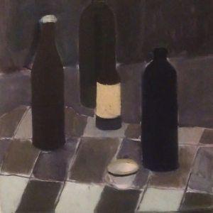 "Glezna ""Pudeles. 2014"""