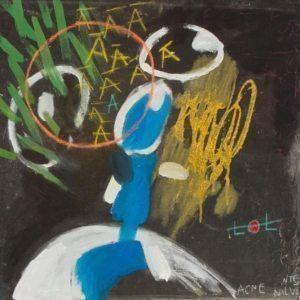 """Glezna ''Aktīvas emocijas"""""""