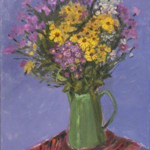 Janīnas Valērijas Bahvalovas gleznas