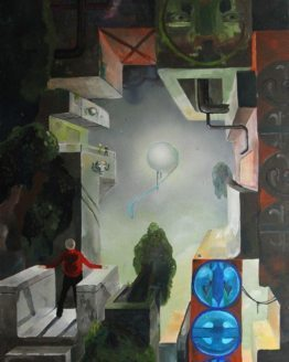 Kārļa Zābera gleznas