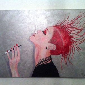 Diānas Gelmanes gleznas
