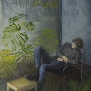 Robertas Atrastes gleznas