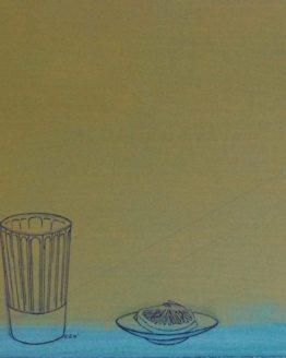 Kaspara Bērziņa gleznas