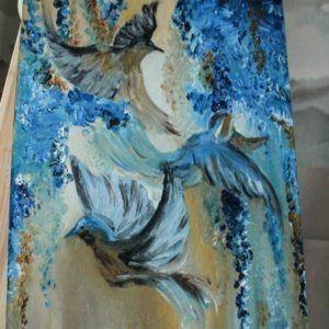 Anitas Stures gleznas