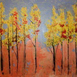 Evijas Jēkabsones gleznas