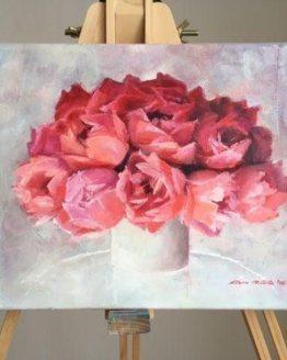 Līvas Mičules gleznas