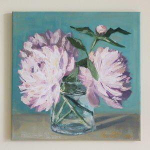 Ilzes Cilinskas gleznas