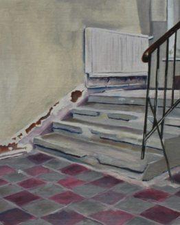 Līgas Kates Trukšanes gleznas