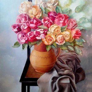 Evijas Amoliņas gleznas
