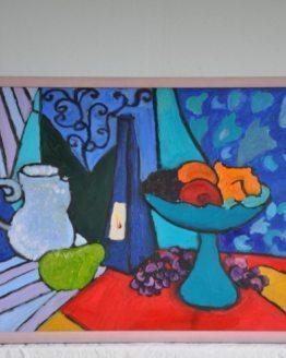 Annas Kennes gleznas