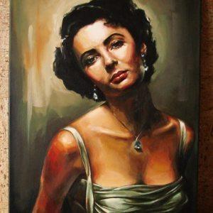 Aļfijas Hairovas gleznas