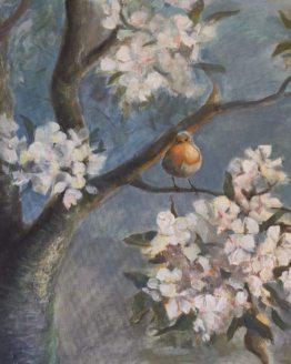 Mētras Barkānes gleznas