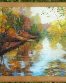 Anetes Skreijas gleznas