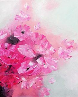 Ivetas Siliņas gleznas