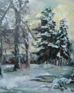 Adeles Kesanes gleznas