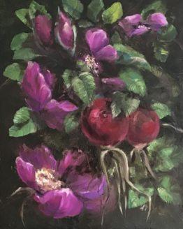 Anitas Sokolovas gleznas