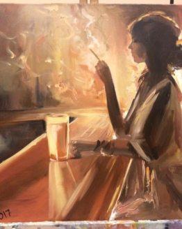 Ritas Paramonovas gleznas